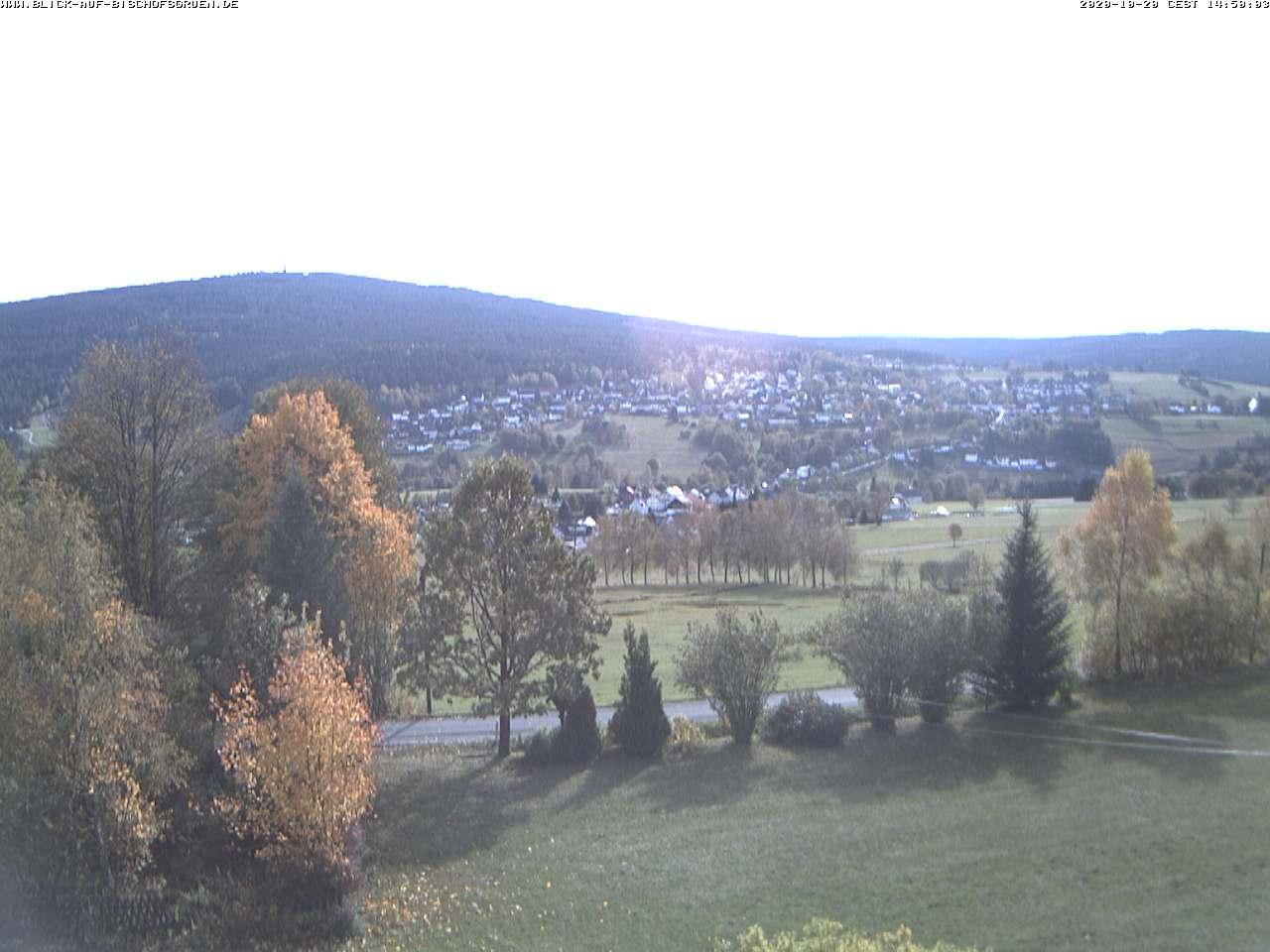 Bischofsgrün - im Landkreis Bayreuth